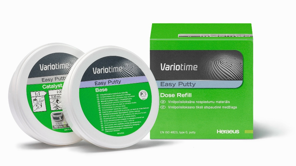 Variotime Easy Putty 1*600ml