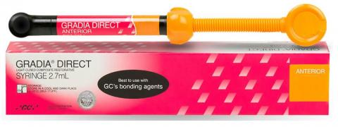 GC Gradia Direct Anterior Syringe 1*2,7 ml A3,5